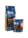Brit Premium by Nature Adult M 8kg