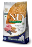 N&D Low Grain Puppy M/L Lamb & Blueberry 12kg