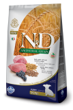 N&D Low Grain Puppy Mini Lamb & Blueberry 2,5kg