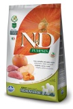 N&D Grain Free Dog Pumpkin Adult M/L Boar & Apple 12kg