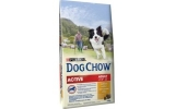 Purina Dog Chow Adult Active kuře 14 kg