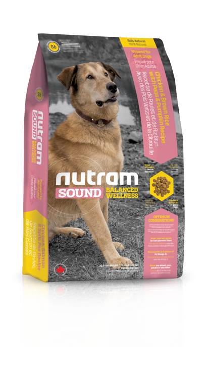 Nutram S6 Sound Adult Dog 13,6kg